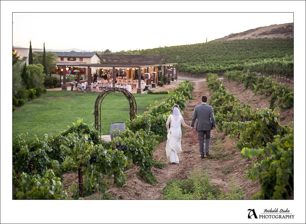 Europa Village Wedding Photograph
