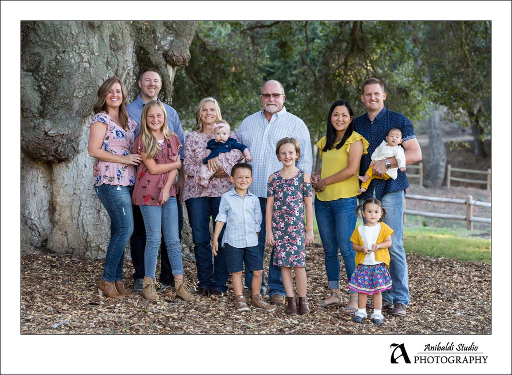 Valley Center Family Photos