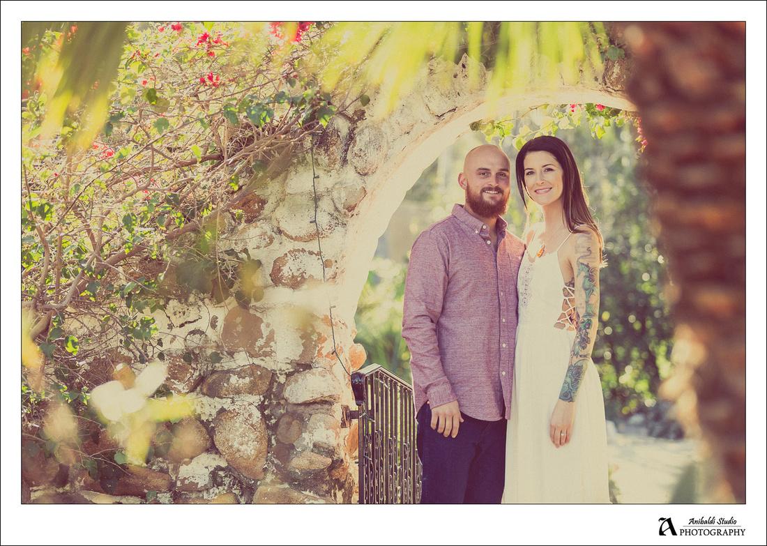 Leo Carrillo Ranch Engagement Photos