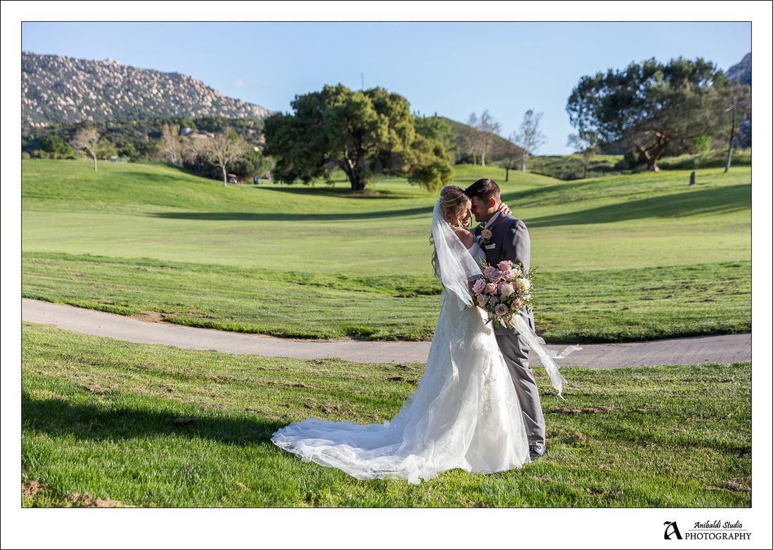 Dream wedding in Temecula