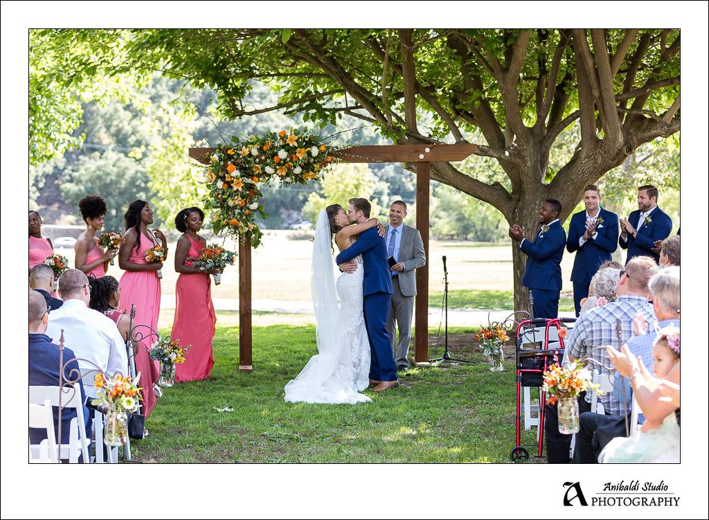 bates wedding photo