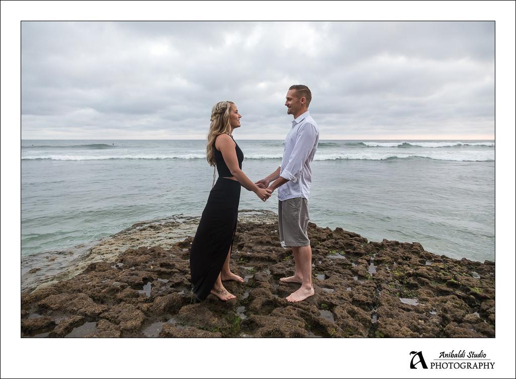 Swamis engagement photos