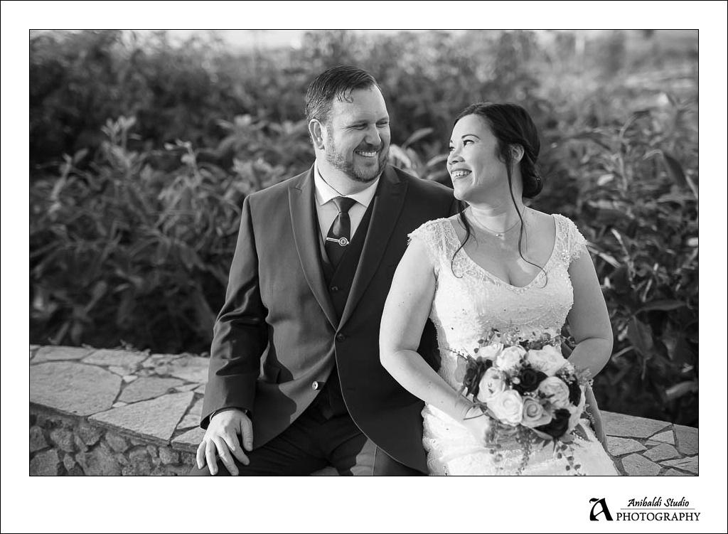 Valley Center Wedding Photograph
